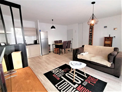Appartement Beautour type 3 de 65m² + terrasse de 26m²